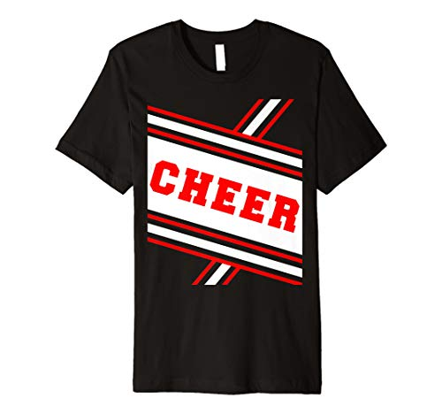 CHEERLEADER Kostüm Shirt Halloween Cheer Team