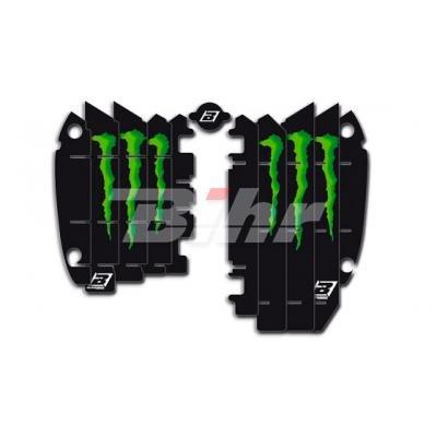 BLACKBIRD RACING - 47934 : Adhesivos Para Rejillas De Radiador Kawasaki Monster...