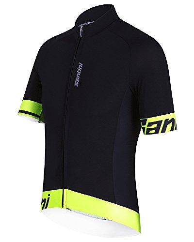 santini-365-mens-sleek-2-aero-short-sleeve-jersey-yellow-2x-large