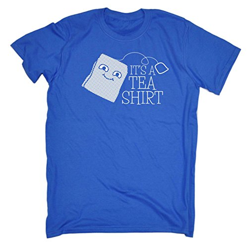 123t Men's It's A Tea Shirt T-Shirt