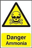 Spectrum Industrie 2.207,3cm Gefahr Ammoniak