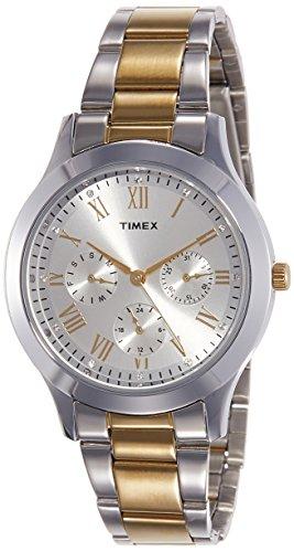 416O8cFqP4L - Timex TW000Q808 Silver Women watch