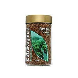 Extravaganza Instant Coffee, Brazil 100 g  x 6 packs
