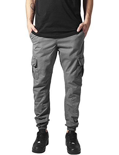 urban classics herren hose cargo jogging pants lange cargohose. Black Bedroom Furniture Sets. Home Design Ideas