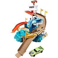 Hot Wheels - Renk Değiştiren Araçlar Oyun Seti (Mattel Bgk04)