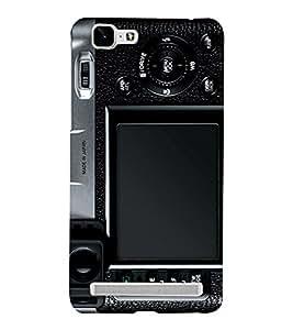 Digital Camera 3D Hard Polycarbonate Designer Back Case Cover for VIVO X5 MAX