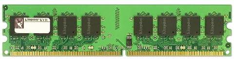 Kingston KVR400D2N3/1G Mémoire RAM DDR2 400 1 Go KVR CL3