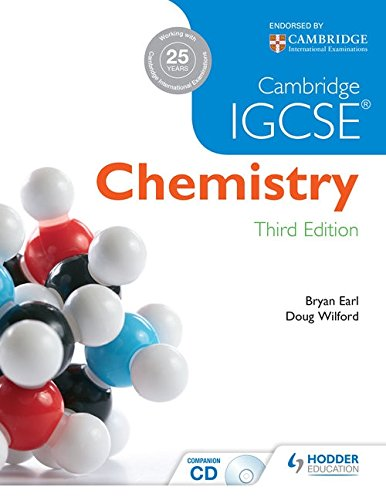 Cambridge IGCSE Chemistry. Per le Scuole superiori. Con CD-ROM