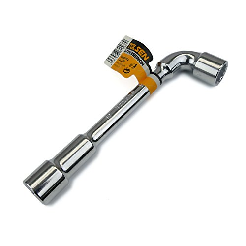 Tolsen pn18011618200172848-Rohr-Maulschlüssel 19mm