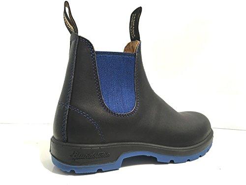 Blunsdtone Leather Chelsea Boots 1403 Black Voltan Black