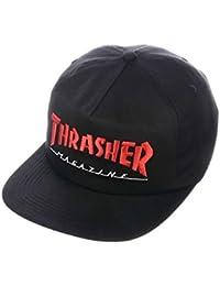 Amazon.es  THRASHER - Gorras de béisbol   Sombreros y gorras  Ropa d20e265a892