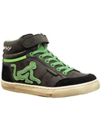 Womens New England Shiny Trainers Drunknmunky