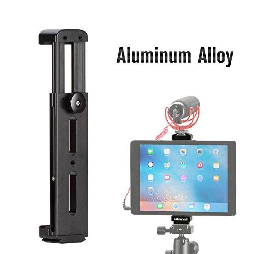 Ulanzi u-pad Pro, iPad-Halter mit Schuhregal, Metall-Halterung mit Schnellwechselplatte,...