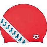 arena Team Stripe Badekappe für Erwachsene, Unisex Einheitsgröße