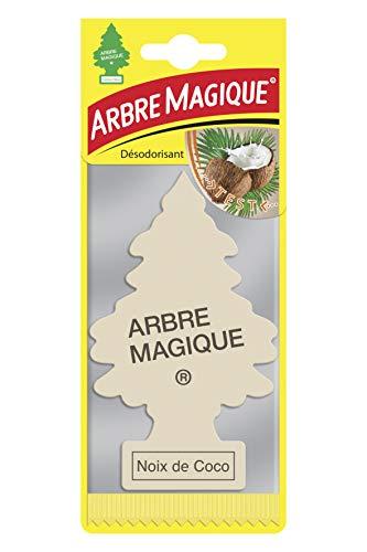 Alpin PER90504 Deodorante Auto, Fragranza Cocco, Profumazione Prolungata per 7 Settim