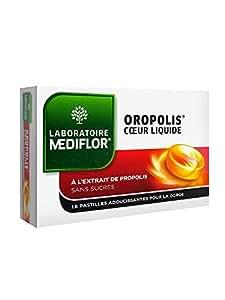Médiflor Oropolis Coeur Liquide Pastilles Adoucissantes 16 Pastilles