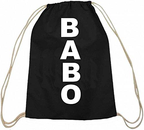 Turnbeutel BABO