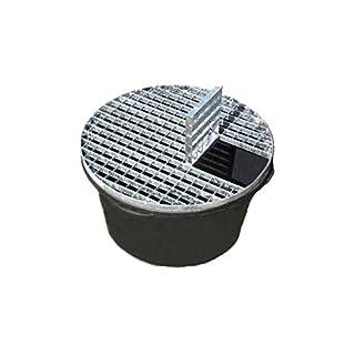 Reinforced heavy duty pebble pool 660mm diameter