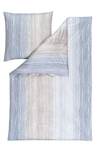 ESTELLA Mako-Interlock-Jersey Bettwäsche Kilian Kiesel 1 Bettbezug 135x200 cm + 1 Kissenbezug 80x80 cm