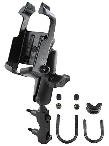 Halterung Rollermotorrad mit Bedienfeld für Garmin etrex Farbe RAM-B-174-GA16U