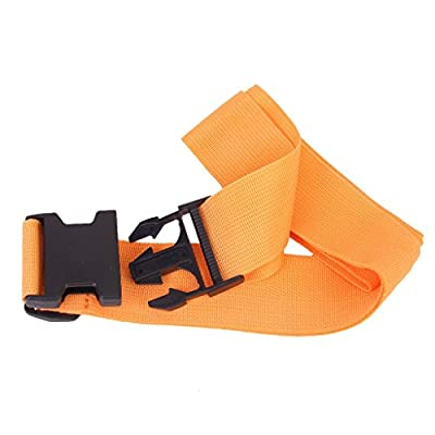 Long Luggage Packing Belt Suitcase Strap Safety Strap - low-cost UK light shop.