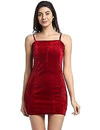 56e657eeae6a Velvet Women's Dresses: Buy Velvet Women's Dresses online at best ...