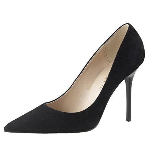 Heels-Perfect - alto Donna nero (nero)
