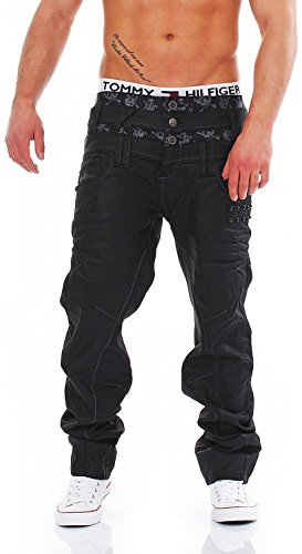 CIPO & BAXX - C-1118 - Regular Fit - Men / Herren Jeans Hose Blau