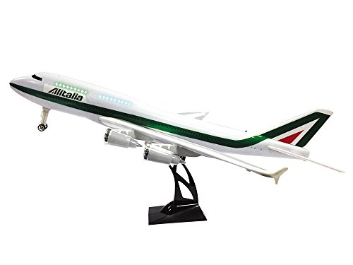 motorama-502484-alitalia-luces-y-sonidos-de-friccion-plano-powered-en-escala-de-1-100