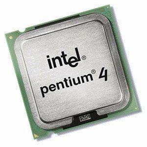 Intel Pentium 4 515 SL85V 2930Mhz Sockel 775 Pozessor tray ohne Lüfter