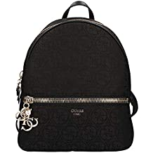 d6610755ac83 Guess Urban Chic Large Backpack donna, zaino, nero