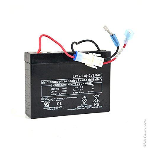 Tashima - Rasenmäher Batterie 580764901 12V 2.8Ah - LP12-2.8 ; PC6139 ; 96022000