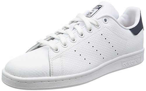 adidas Herren Stan Smith Gymnastik, Bianco