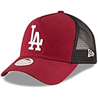 A NEW ERA Cappellino Ajustable Mlb Los Angeles Dodgers Leag Esnl Trucker  granato nero  559114bc10ca
