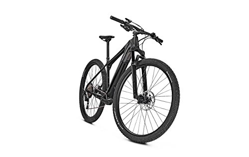 Focus Herren E-Mountainbike 29 Zoll Hardtail RAVEN² Pro (2018) - 11-Gang-Kettenschaltung, Diamant-Rahmen