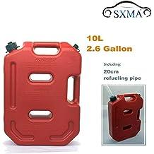 BESTSXMA - Depósito de combustible portátil para depósito de combustible de gasolina de repuesto para depósito