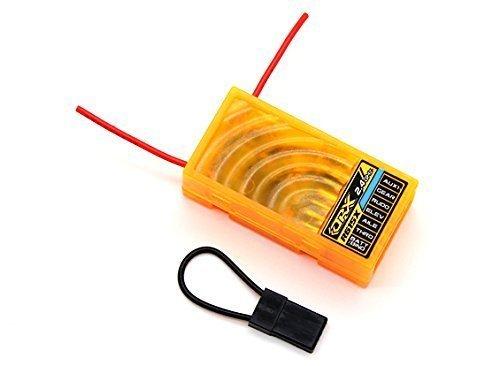 HobbyKing - OrangeRx R615X DSM2/DSMX Compatible 6Ch 2.4GHz Receiver w/CPPM - DIY Maker Booole - Hobbyking