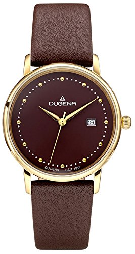 Dugena Unisex Adult Analogue Automatic Watch with None Strap 4460837