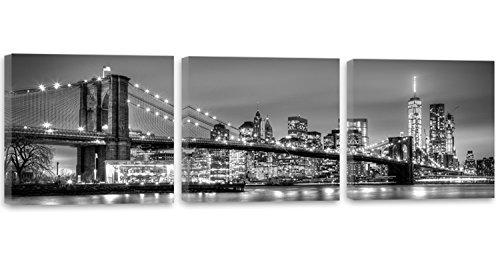 feeby-frames-cuadro-en-lienzo-3-partes-panoramico-cuadro-impresion-cuadro-decoracion-canvas-210x70-c