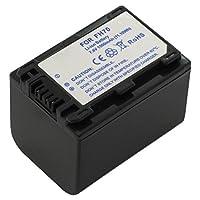 CELLONIC® Batería premium compatible con Sony HDR-CX105, -CS505, -CX11, ...