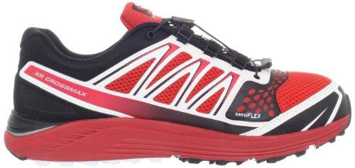 Scarpe Salomon XR Crossmax 2 Scarpe da corsa trail running Bright Red Nero Rosso Bright Red