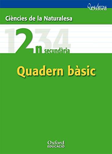 Ciències de la Naturalesa 2º ESO Quadern bàsic (Comunitat Valenciana) (Cuadernos Oxford) - 9788467347586