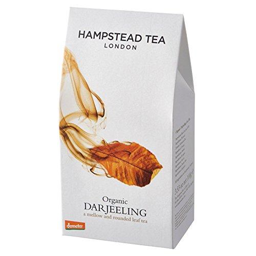 Hampstead Tea Organic Fairtrade Darjeeling Loose Leaf Tea (100g)