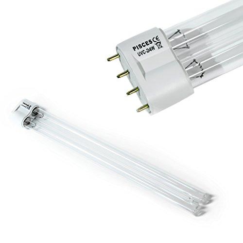 24W (Watt) PLL Ersatz-UV-Lampe für Teichfilter UVC -