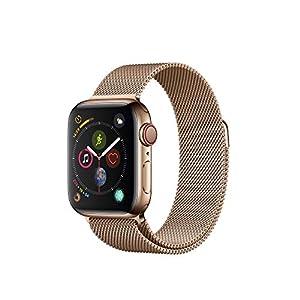 AppleWatch Series4 GPS+Cellular, 40mm Gold Aluminium Case