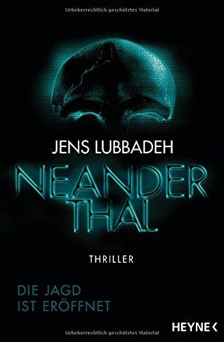 Buchseite und Rezensionen zu 'Neanderthal: Roman' von Jens Lubbadeh