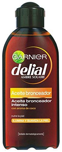 Delial Aceite Bronceador Intenso de Garnier