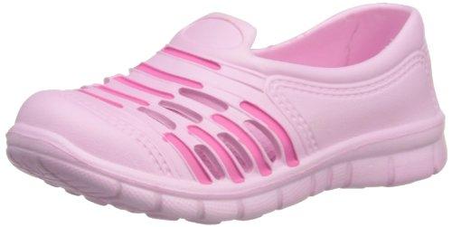 Playshoes EVA Basic 171730, Scarpe basse unisex bambino Rosa (Rosa (Rose/Pink 171))