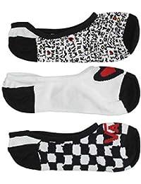 Vans DIY Checkerboard Canoodle Socks (3 Pair PK) -Fall 2018- Multi