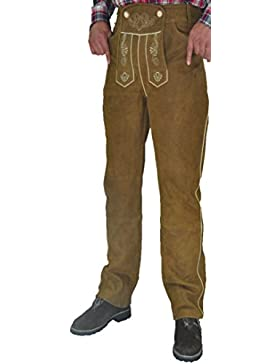 LederGwand - Pantalón - recto - para hombre
